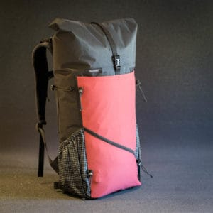 Custom backpack WeitLäufer