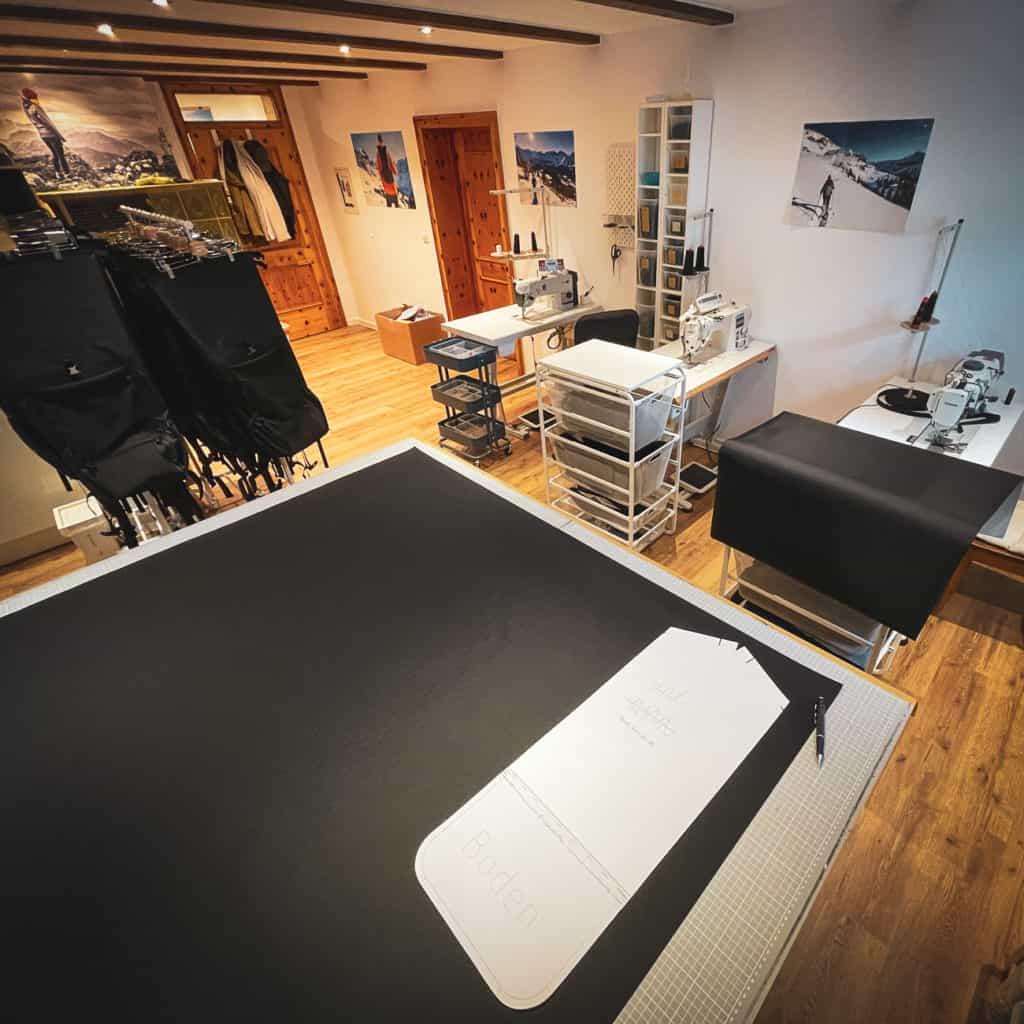 WeitLäufer Ultraleicht Rucksäcke Atelier